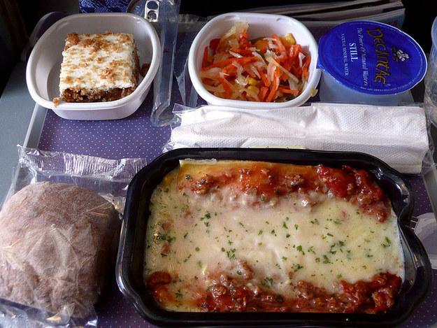 φαγητό αεροπορικές