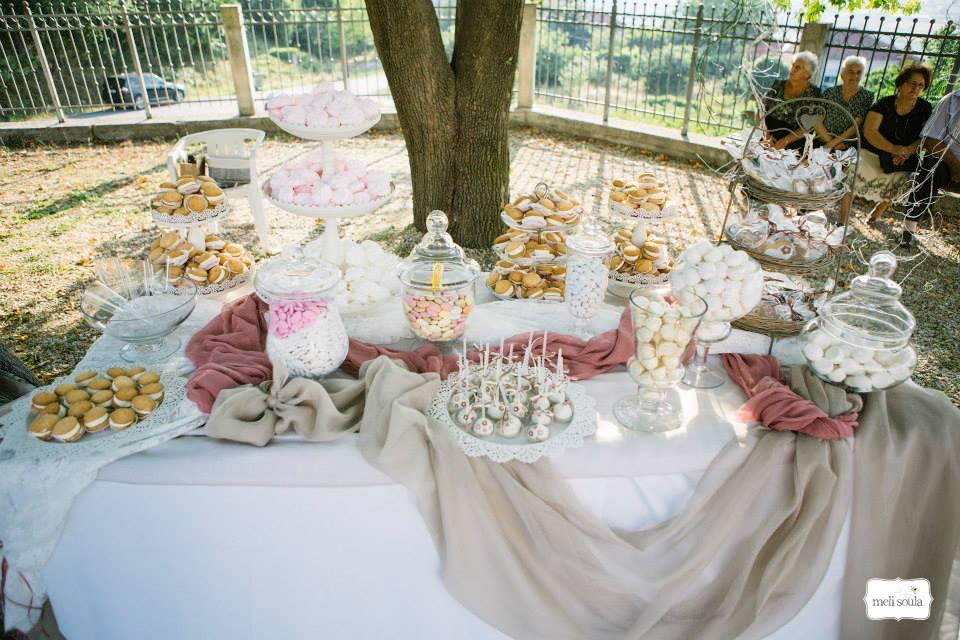 Γλυκά γάμου-βάφτισης