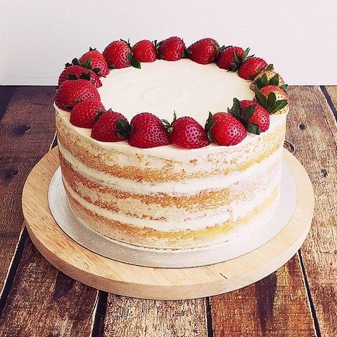 τούρτες χωρίς γλάσο (10)