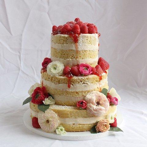 τούρτες χωρίς γλάσο (2)