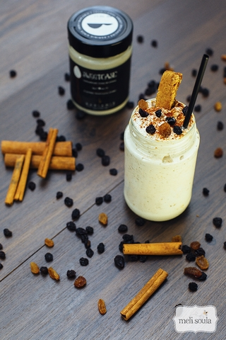 cinnamon smoothies