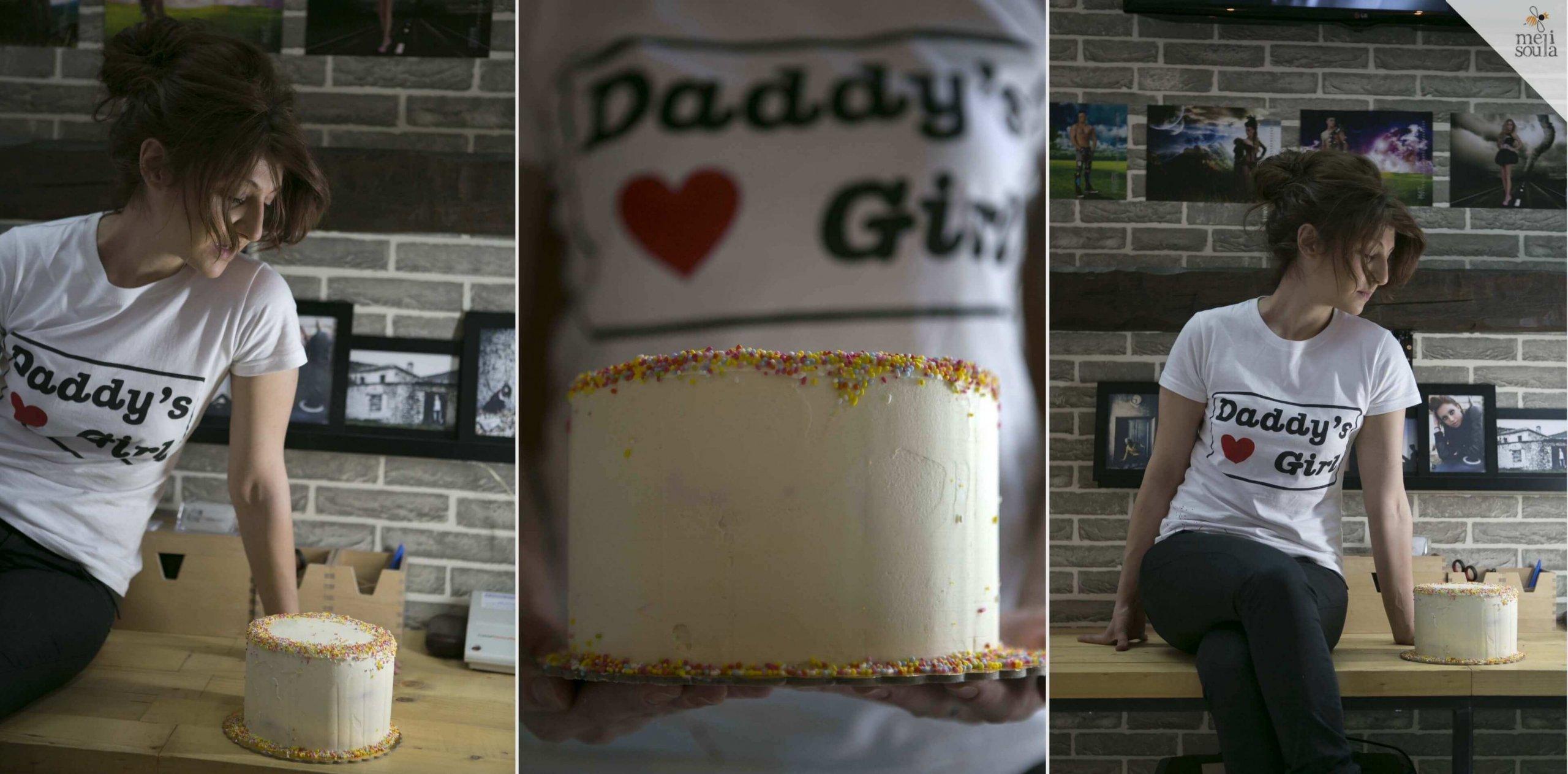Κέικ για τη γιορτή του πατέρα